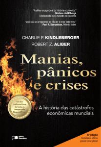 Principais livros para quem quer começar a investir - Manias, pânicos e crises