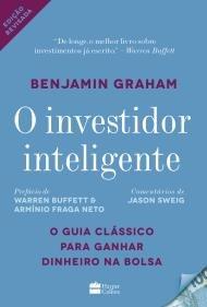 Principais livros para quem quer começar a investir - O investidor inteligente