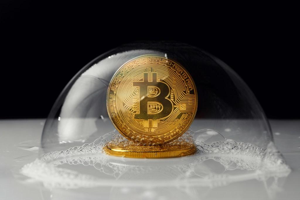 bitcoin na bolha