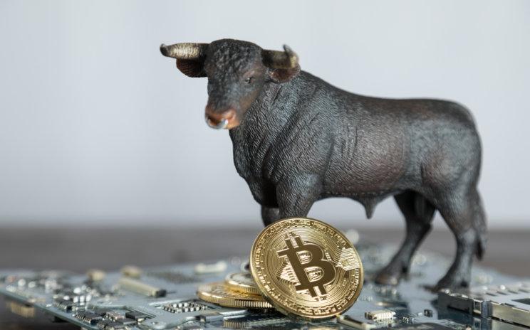 65% dos investidores de bitcoin acreditam que a moeda pode subir mais