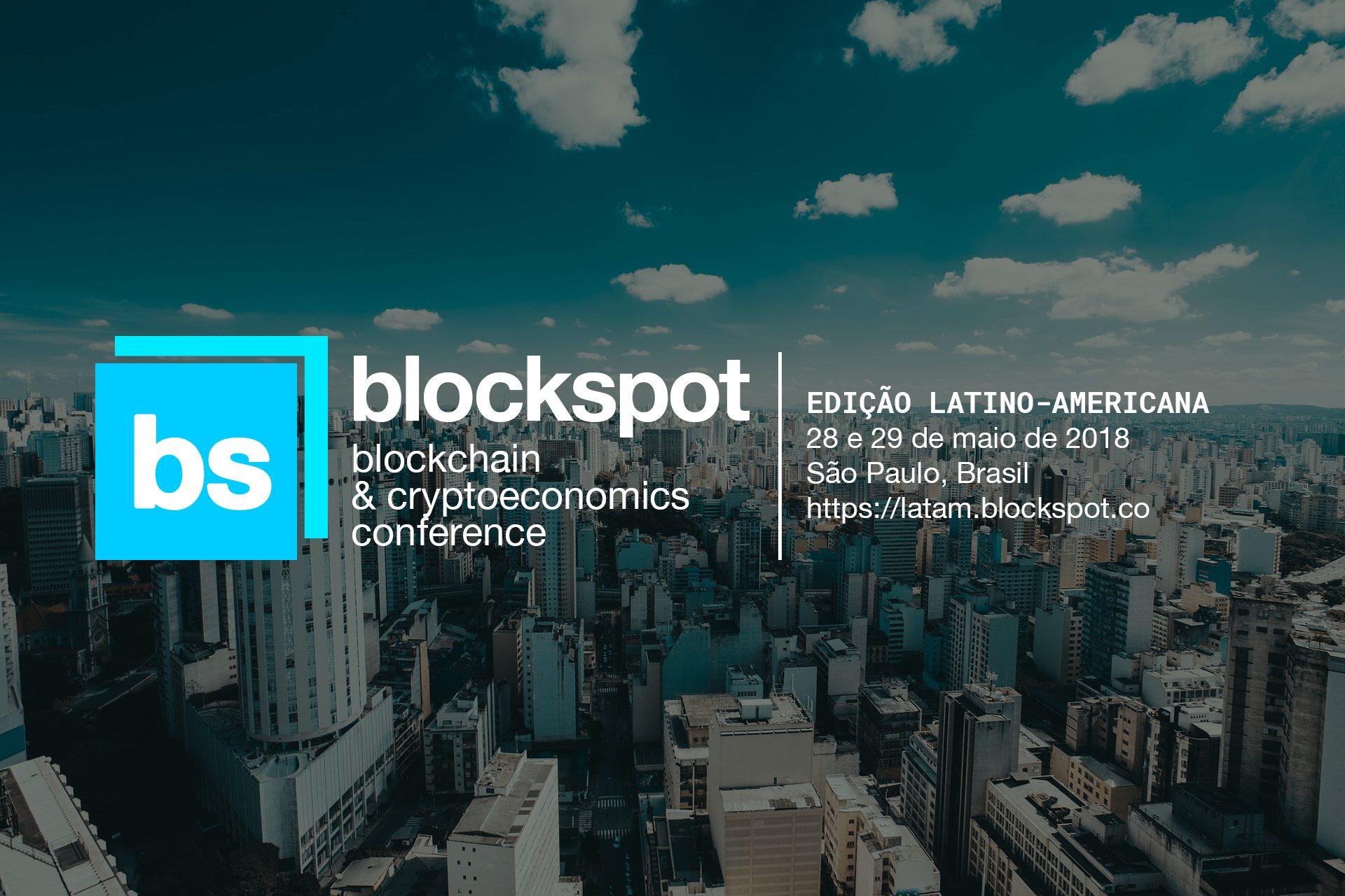 """Blockspot Conference e a """"Máquina da confiança"""""""