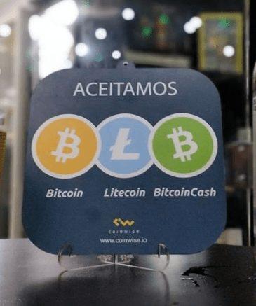 bitcoin cash pagamento