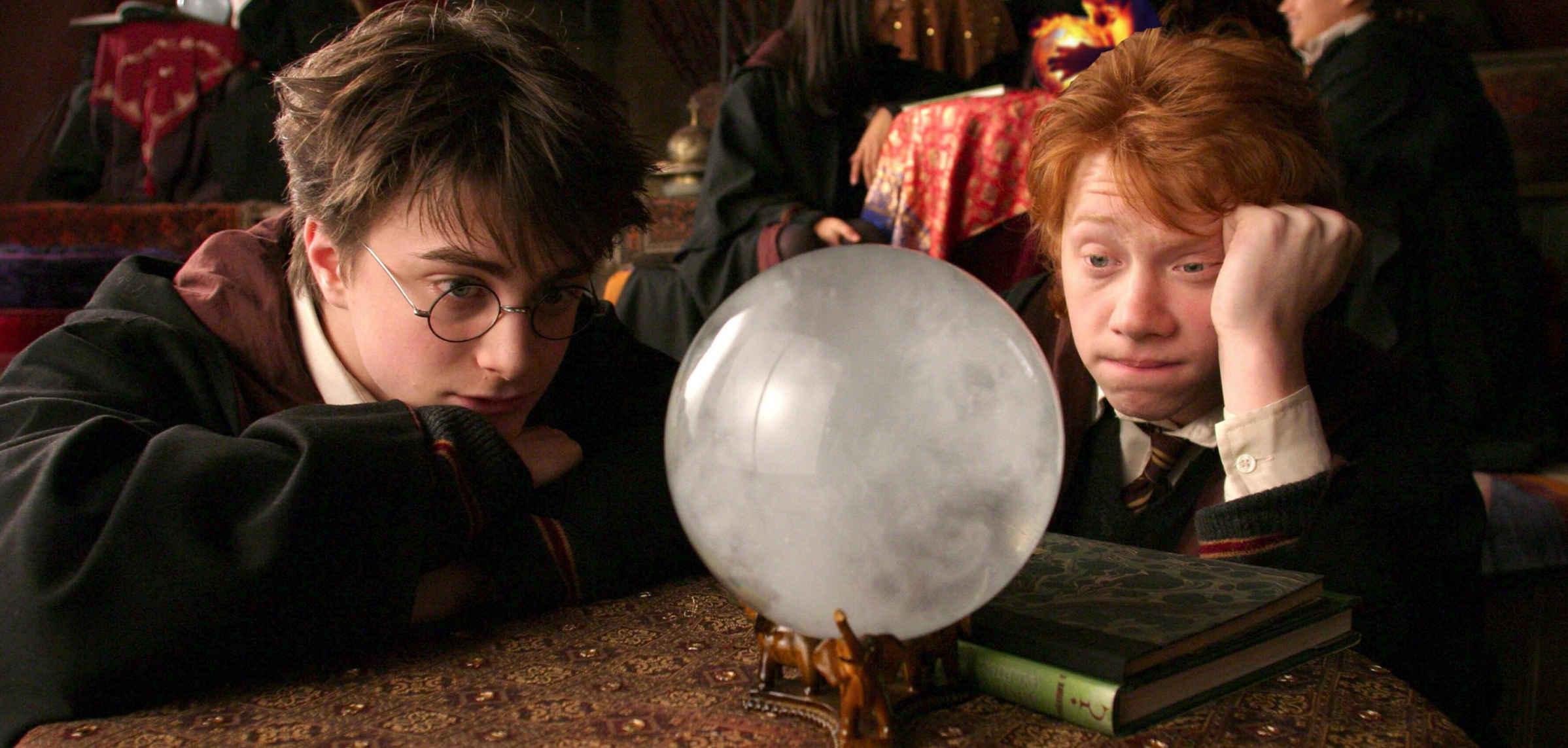 criatividade nas novas empresas Harry Potter