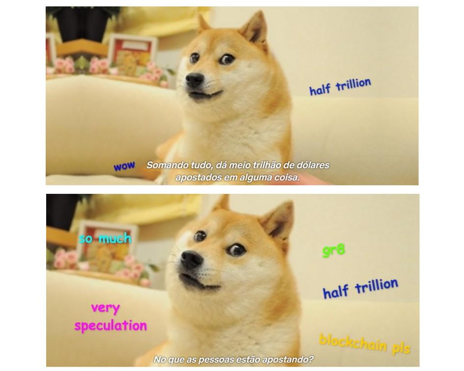 dogecoin netflix