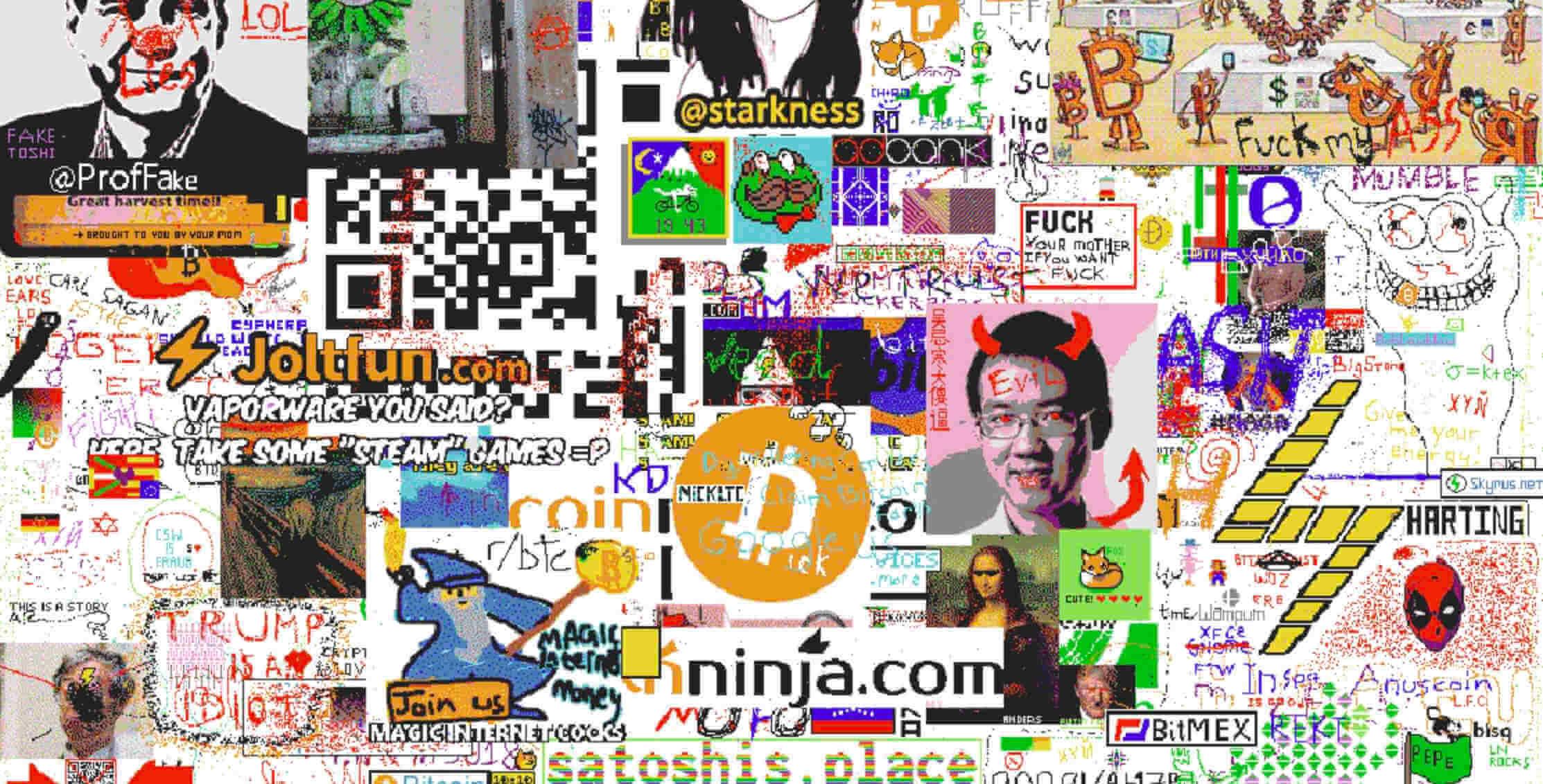 Como a arte pode ajudar a explicar o futuro do Bitcoin