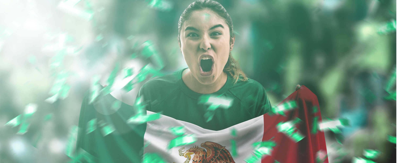 Brasil x México  – Uma disputa também nas criptomoedas