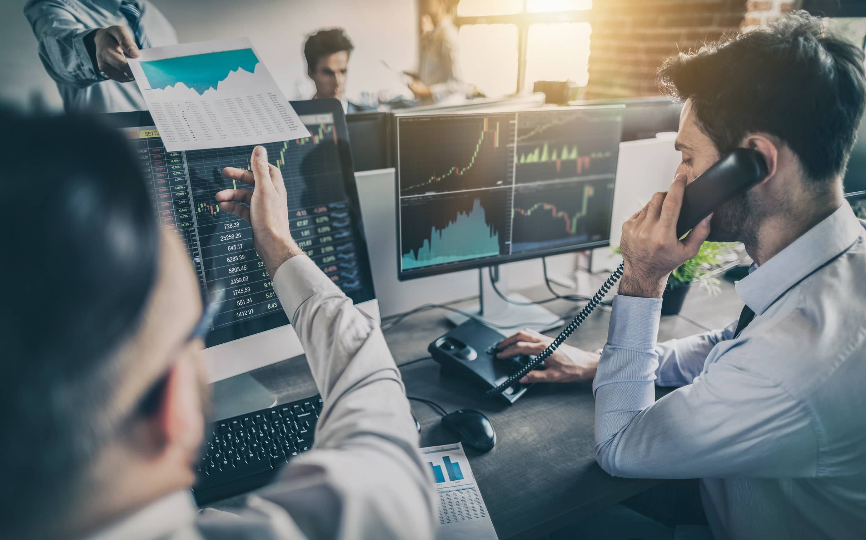 Crise no mercado de ações