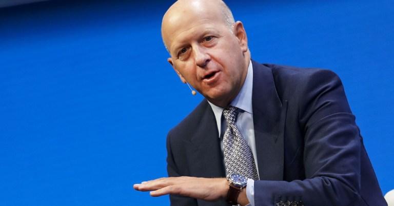 Goldman Sachs anuncia novo CEO pró-criptomoedas