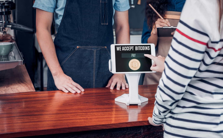 Aceitar bitcoin em sua PME? - Loja aceitando bitcoin
