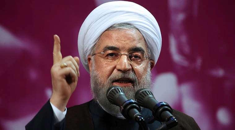 Irã presidente Hassan Rowhani