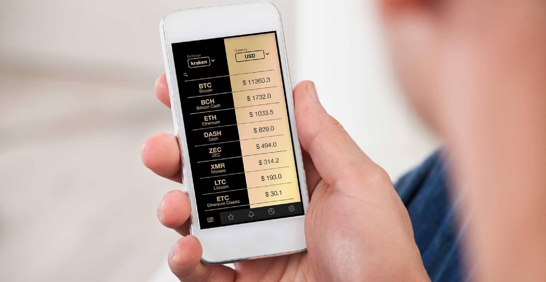 competição de portfólio - crypto app