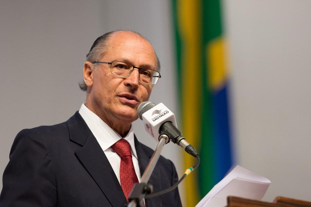 geraldo alckmin é um dos presidenciáveis