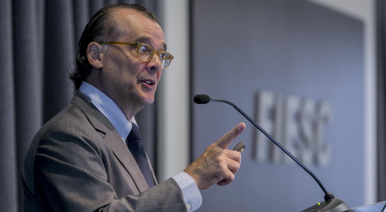 Economista Gustavo Franco - Assessor econômico do presidenciável João Amoêdo.