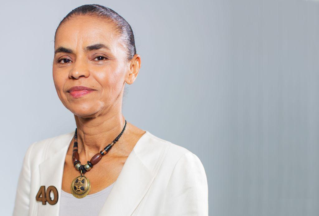 Marina Silva é um dos presidenciáveis