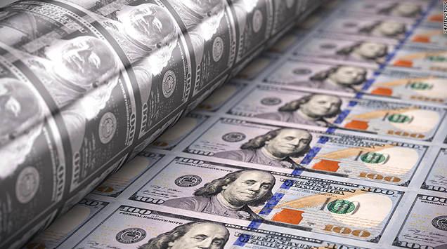 dólar criado