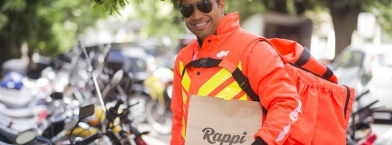 Rappi é o mais novo unicórnio da América Latina