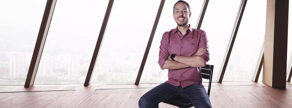 Gustavoo Caetano - CEO da SambaTech