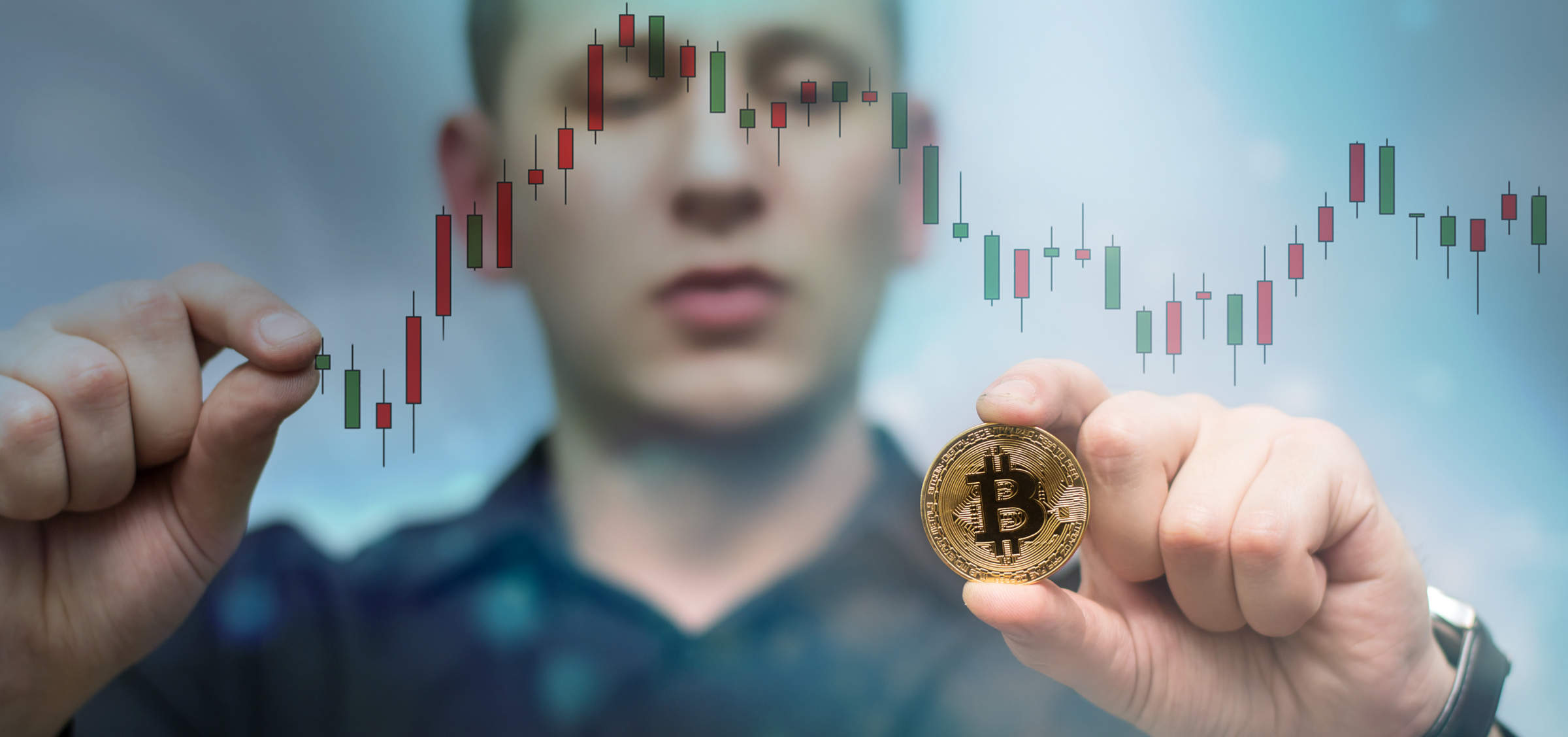 análise gráfica do preço do bitcoin