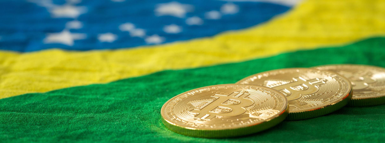 Mercado de bitcoin no Brasil