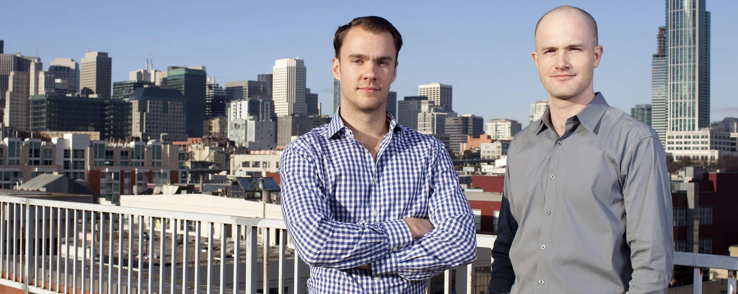 Coinbase se prepara para receber meio bilhão de dólares com valuation de 8 bi