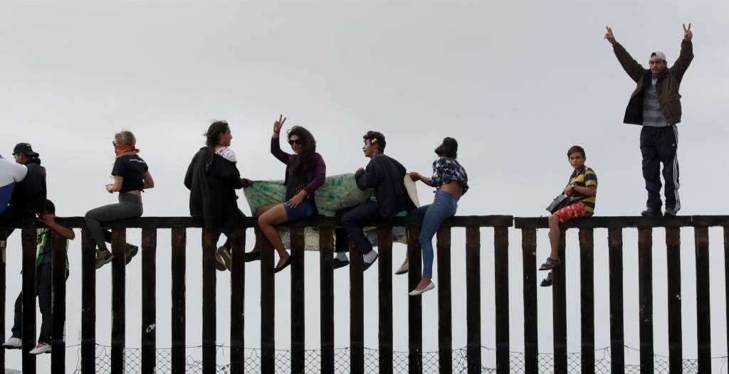 em cima do muro eleições