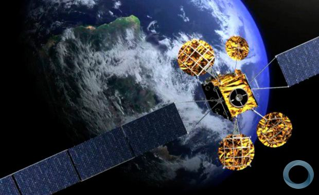 satélite da telebras