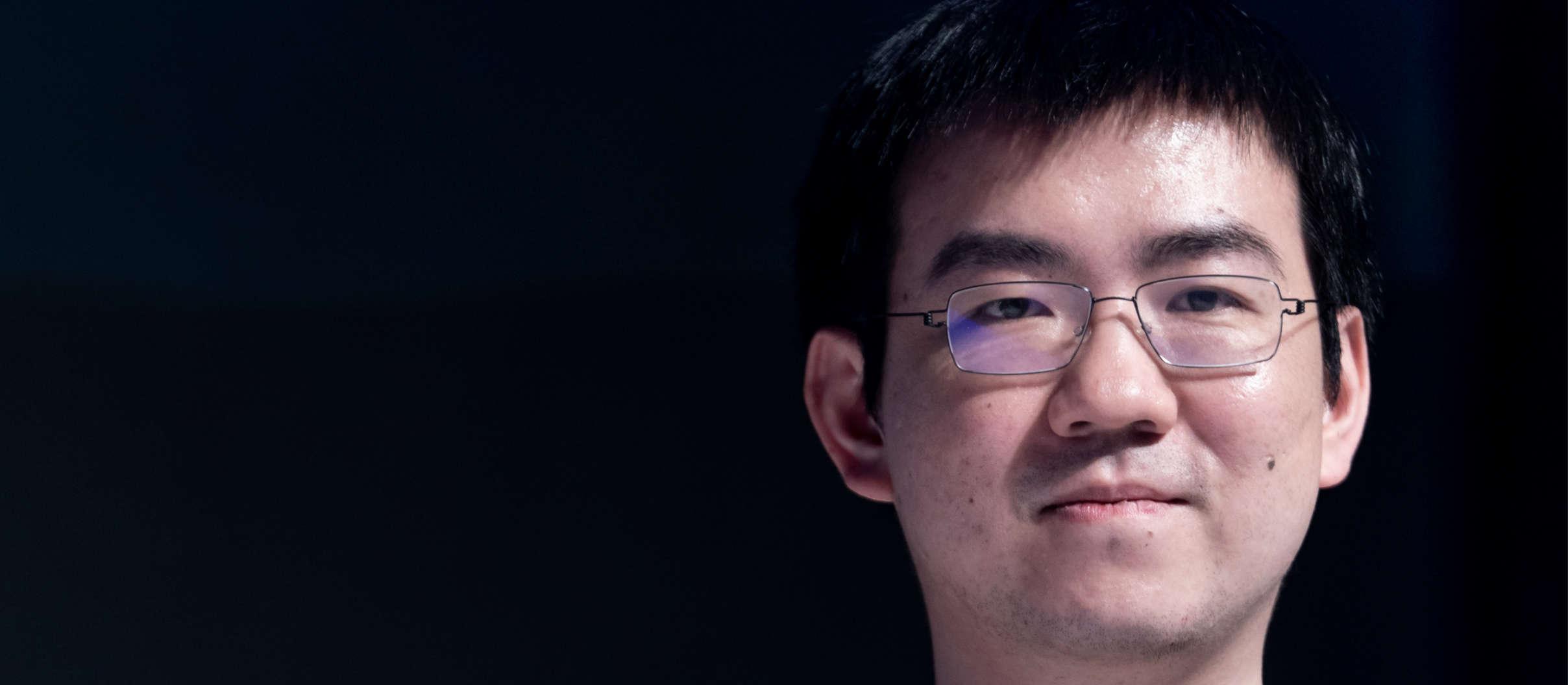 Jihan Whu fundador da Bitmain
