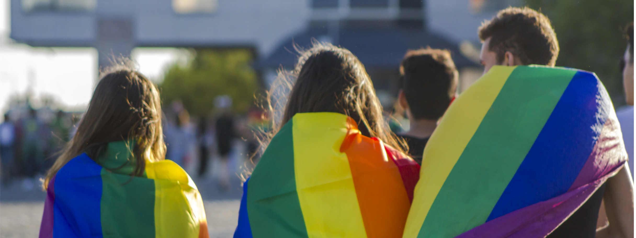 casamento LGBTQ+ no blockchain