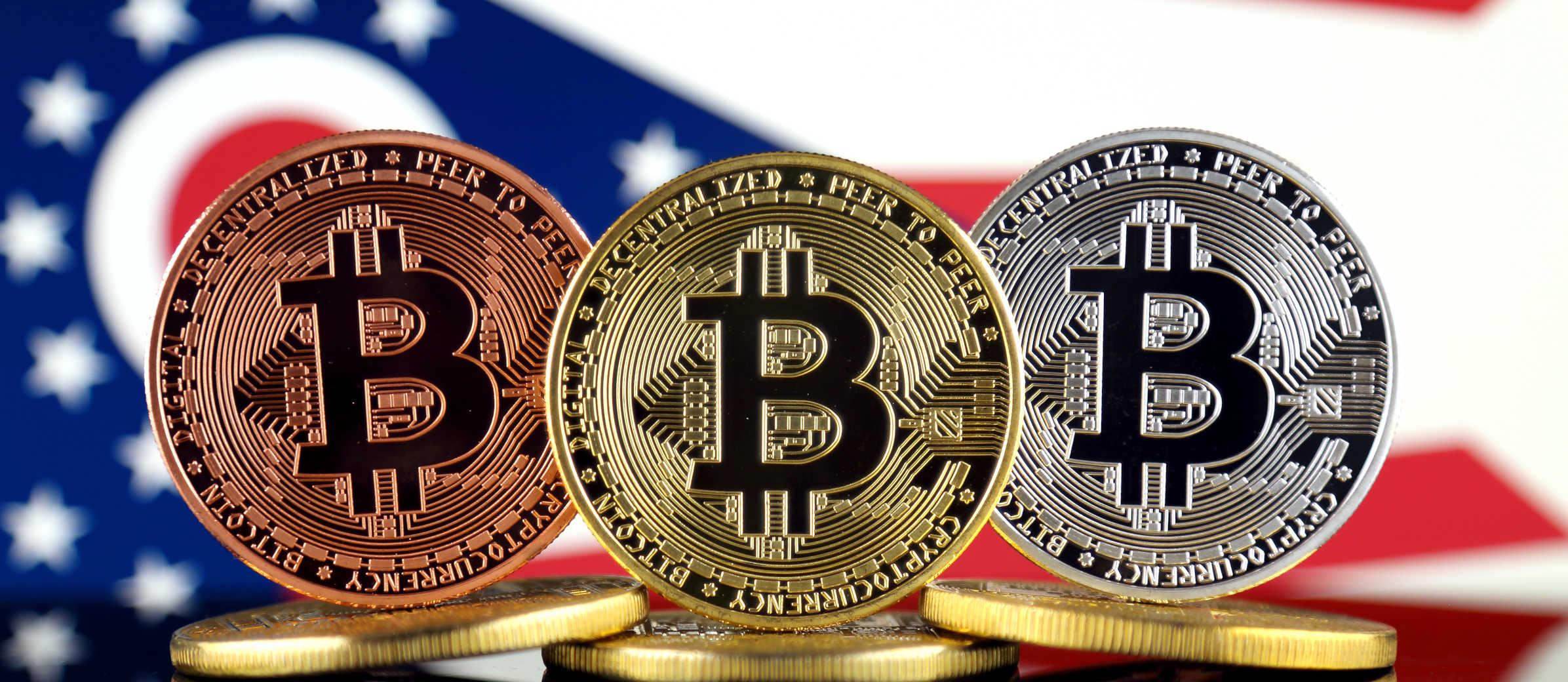 Ohio agora aceita bitcoin no pagamento de impostos