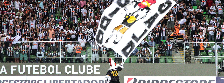 GaloCoin e entrevista com Atlético Mineiro