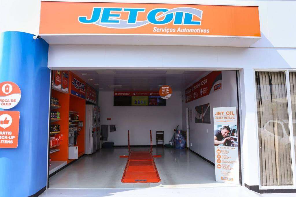 franquias: jet oil