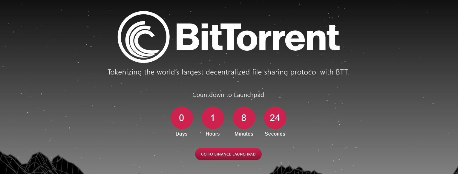 ICO do BitTorrent Token vai ser lançado em 1 hora – como se preparar?