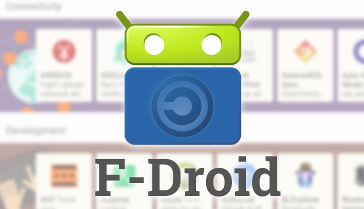 F-droid aternativa ao Google