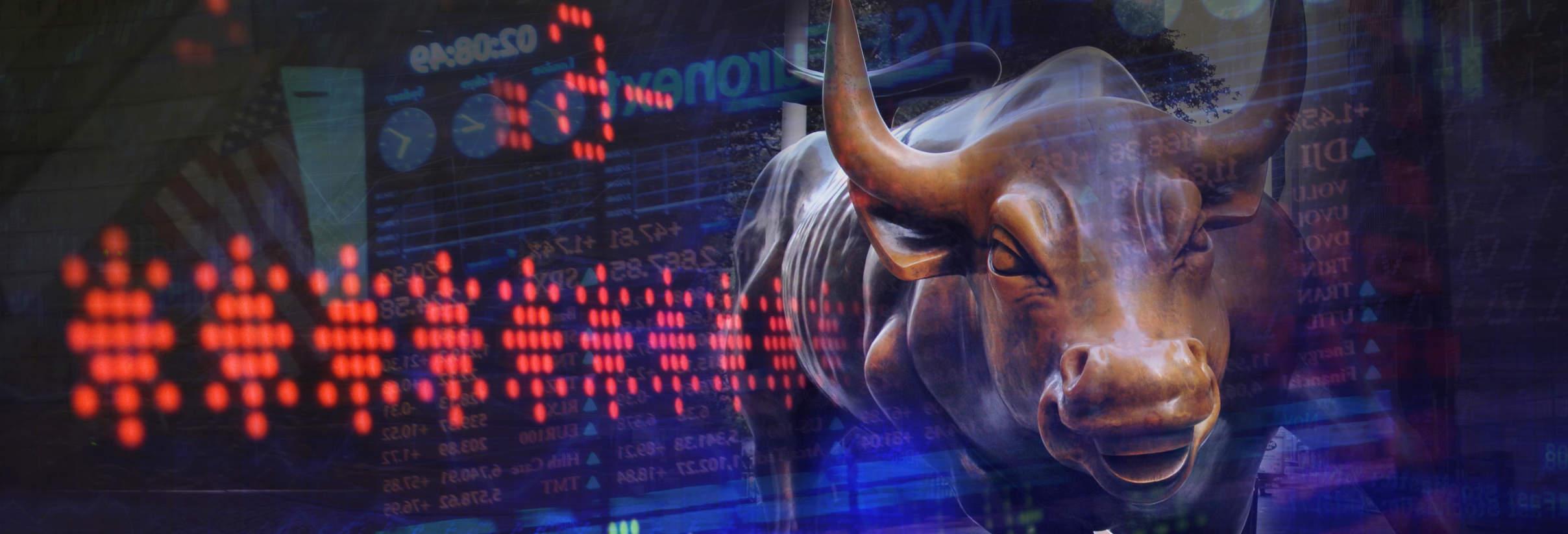 Por que as bolsas de valores não estão parando de subir?