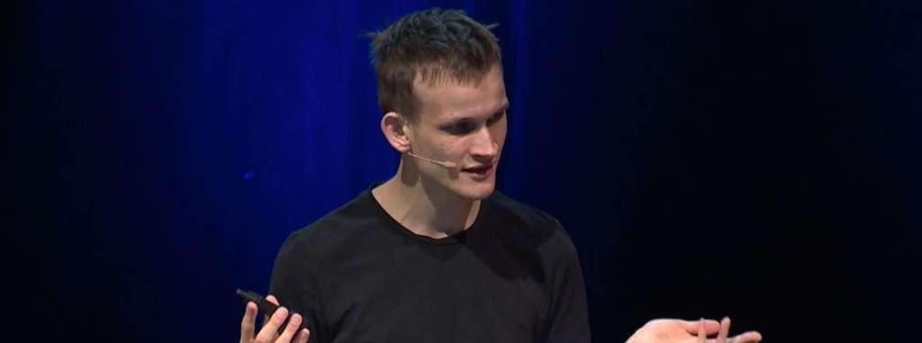 Vitalik Buttering falando sobre forks do Ethereum