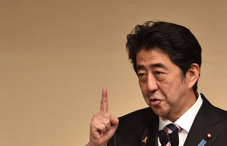 japão primeiro ministro hack de cidadãos