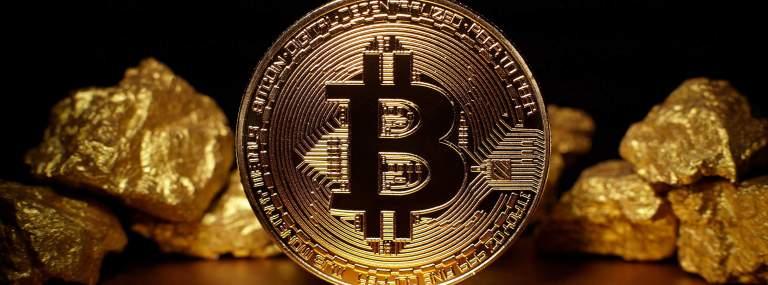 Ouro ou Bitcoin? Que tal escolher os dois?
