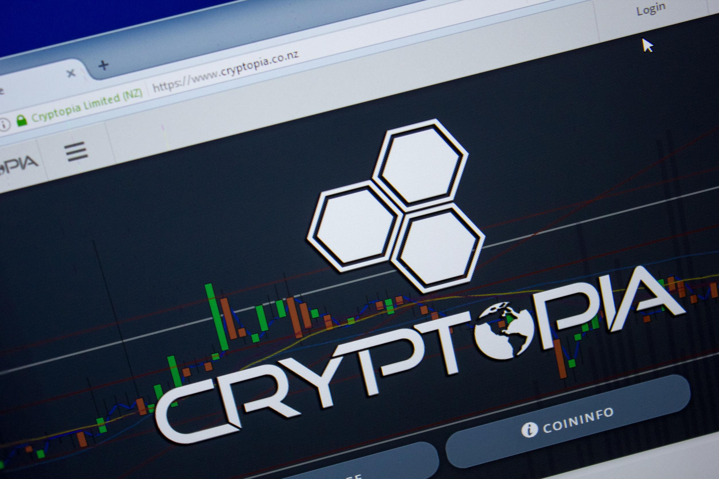 Cryptopia perdeu US$ 16 milhões em ataque hacker