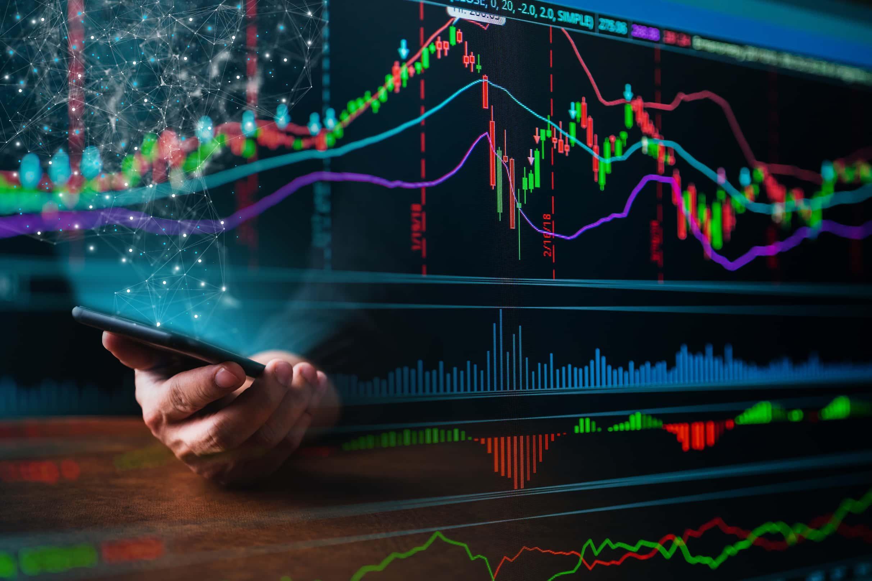 O mercado das criptomoedas