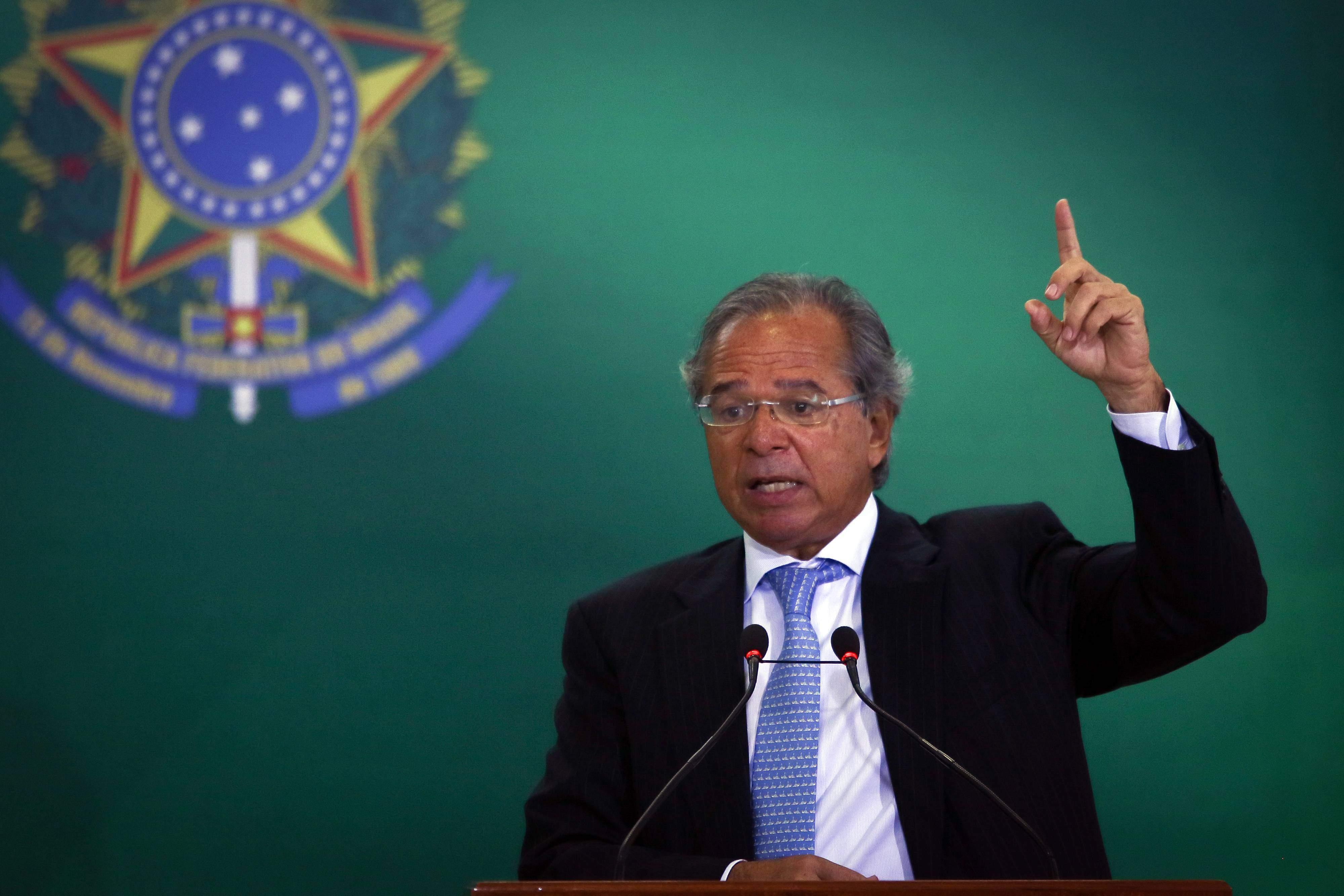 Paulo Guedes quer Brasil na OCDE o mais rápido possível