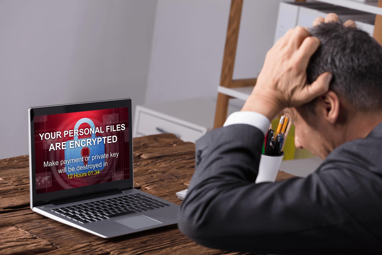 ransomware o que fazer