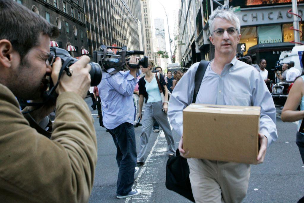 michael burry apostou na falência do lehman brothers