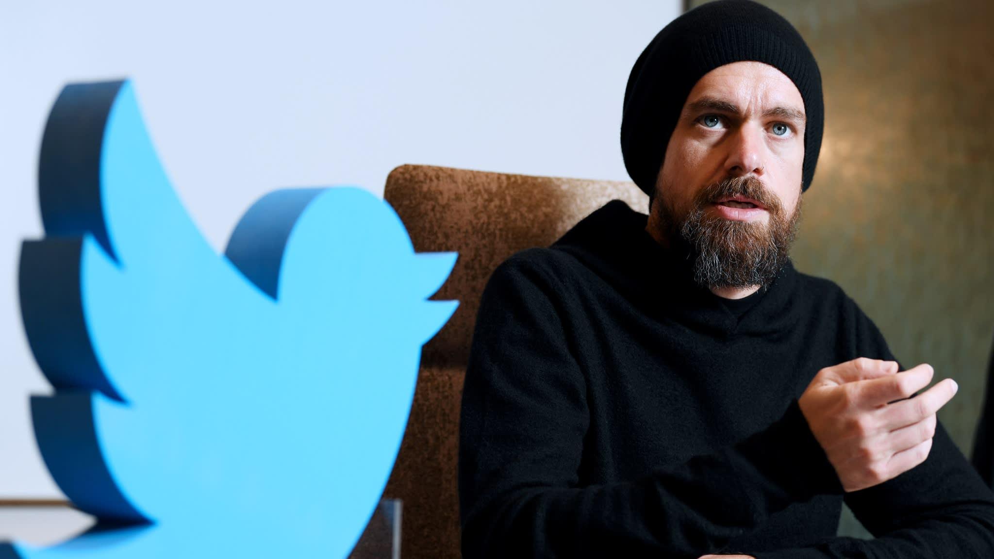 CEO do Twitter tocha do Bitcoin
