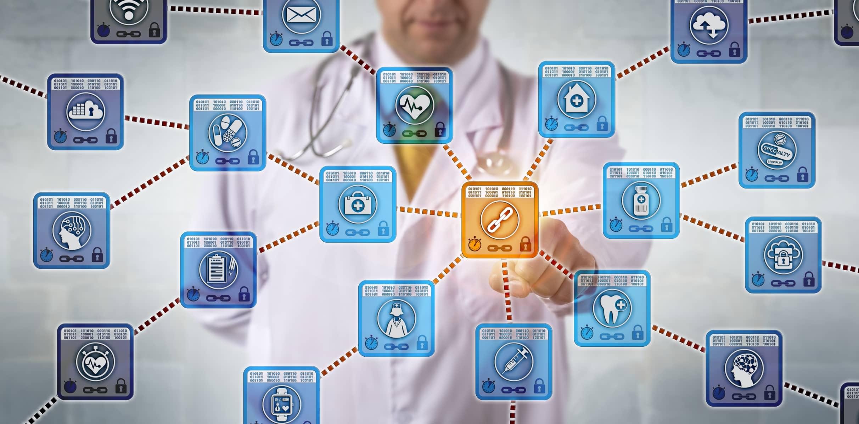 blockchain saúde