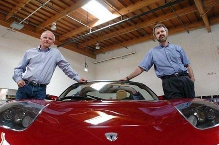 Fundadores da Tesla