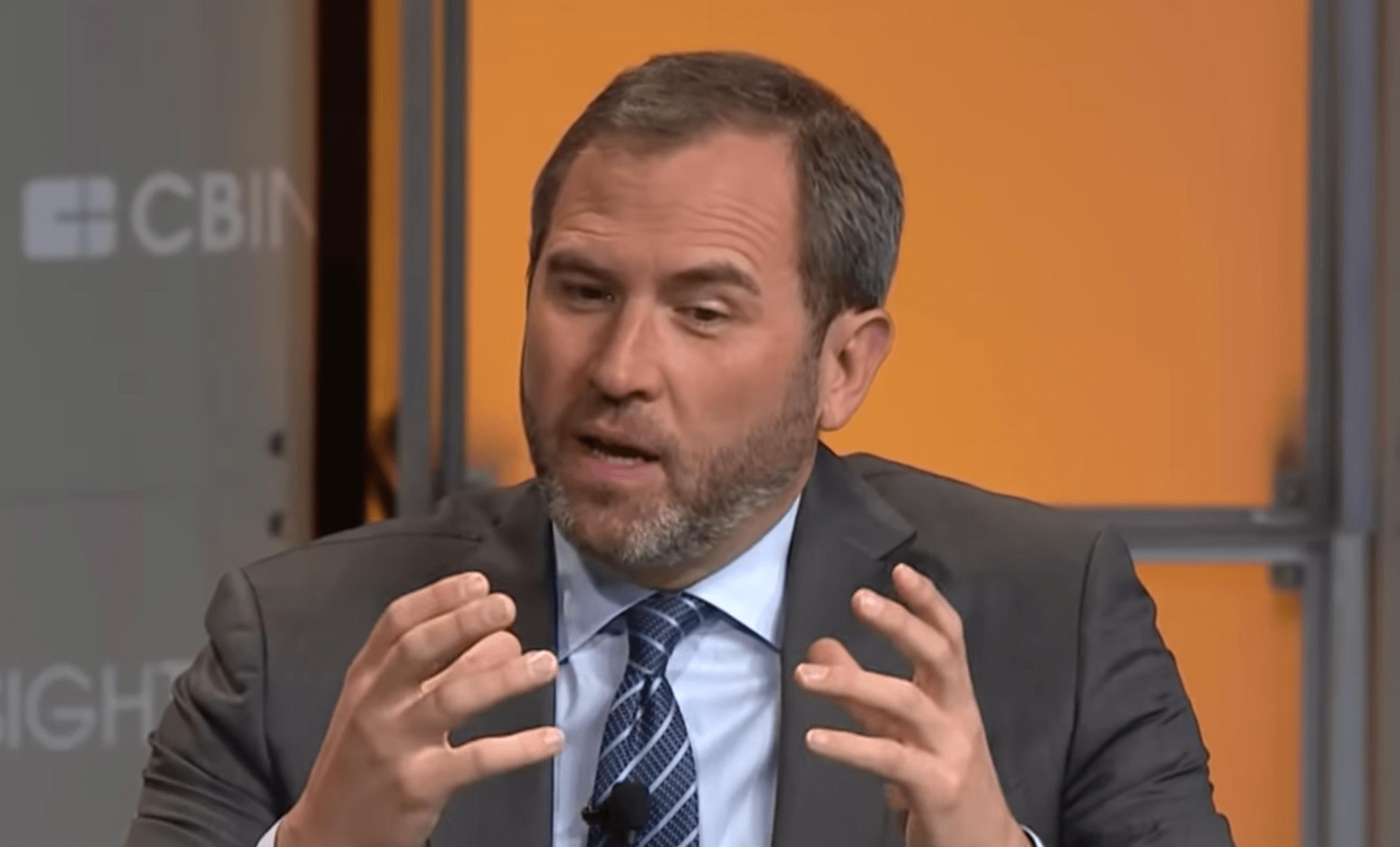 CEO da Ripple acha que JPMorgan Coin está atrasada