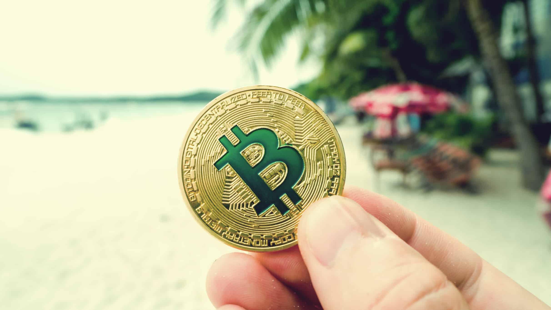 viajar com bitcoin