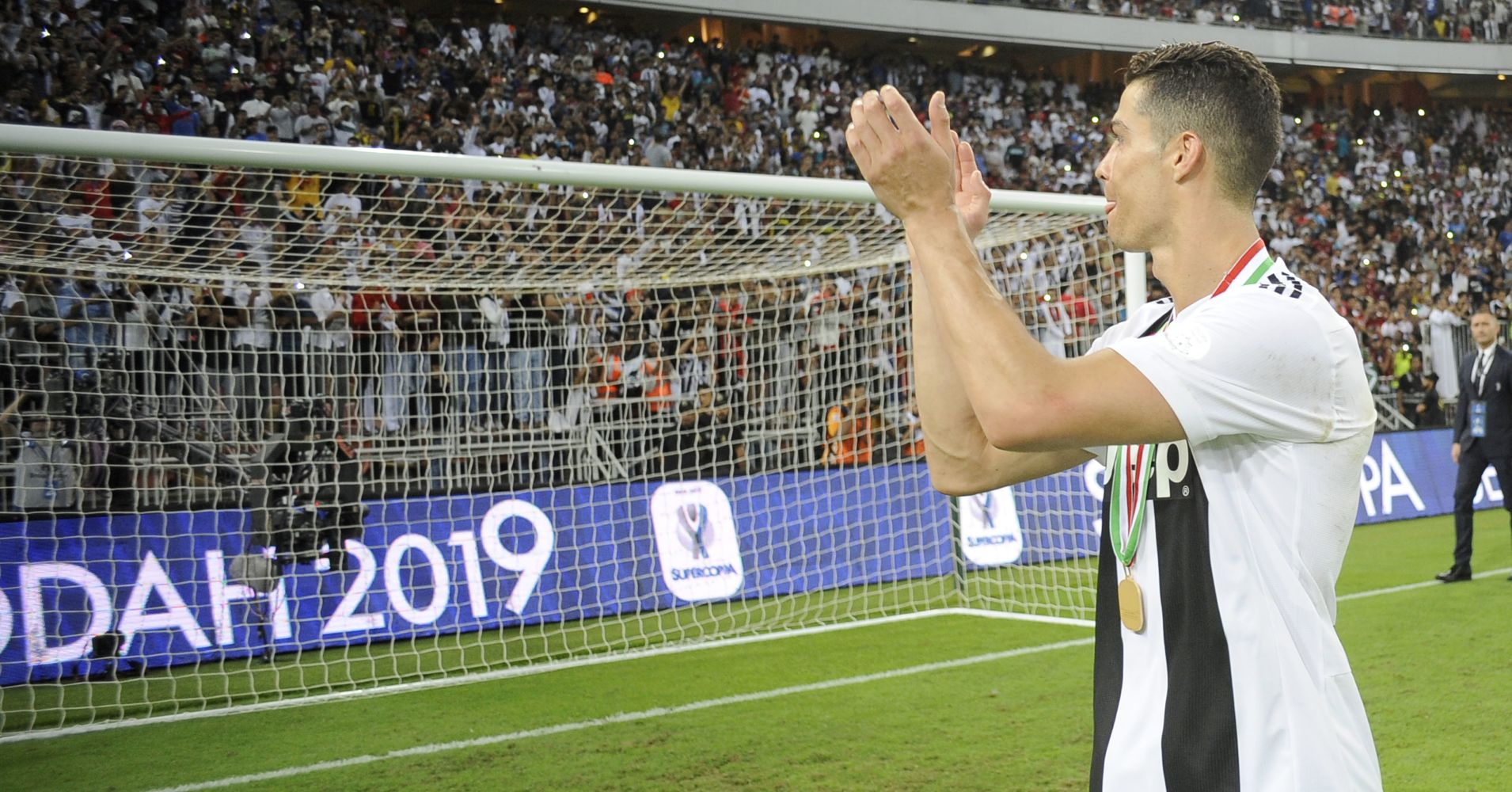 Ações da Juventus disparam após hat-trick de Cristiano Ronaldo