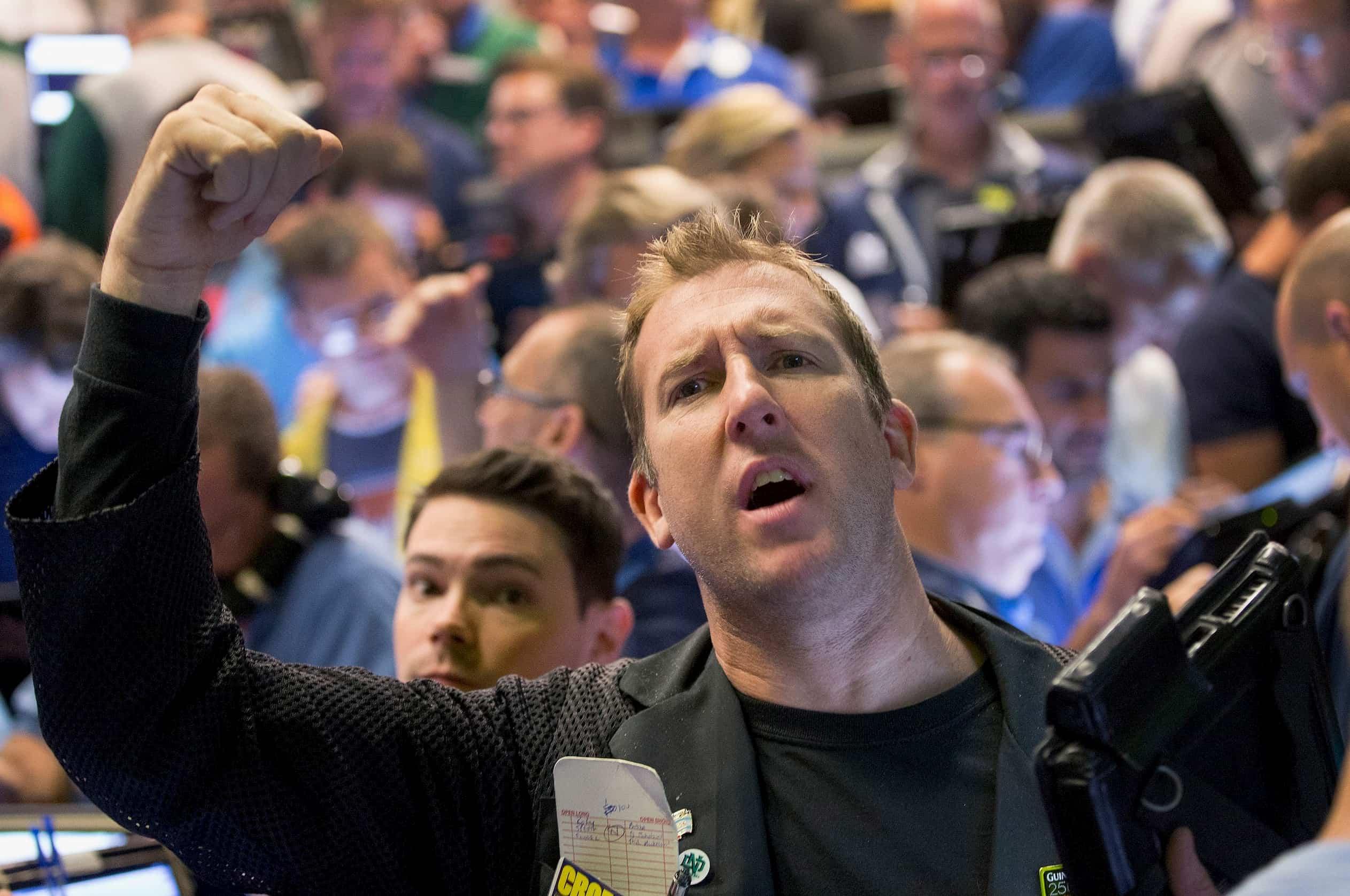 Investidor indignado