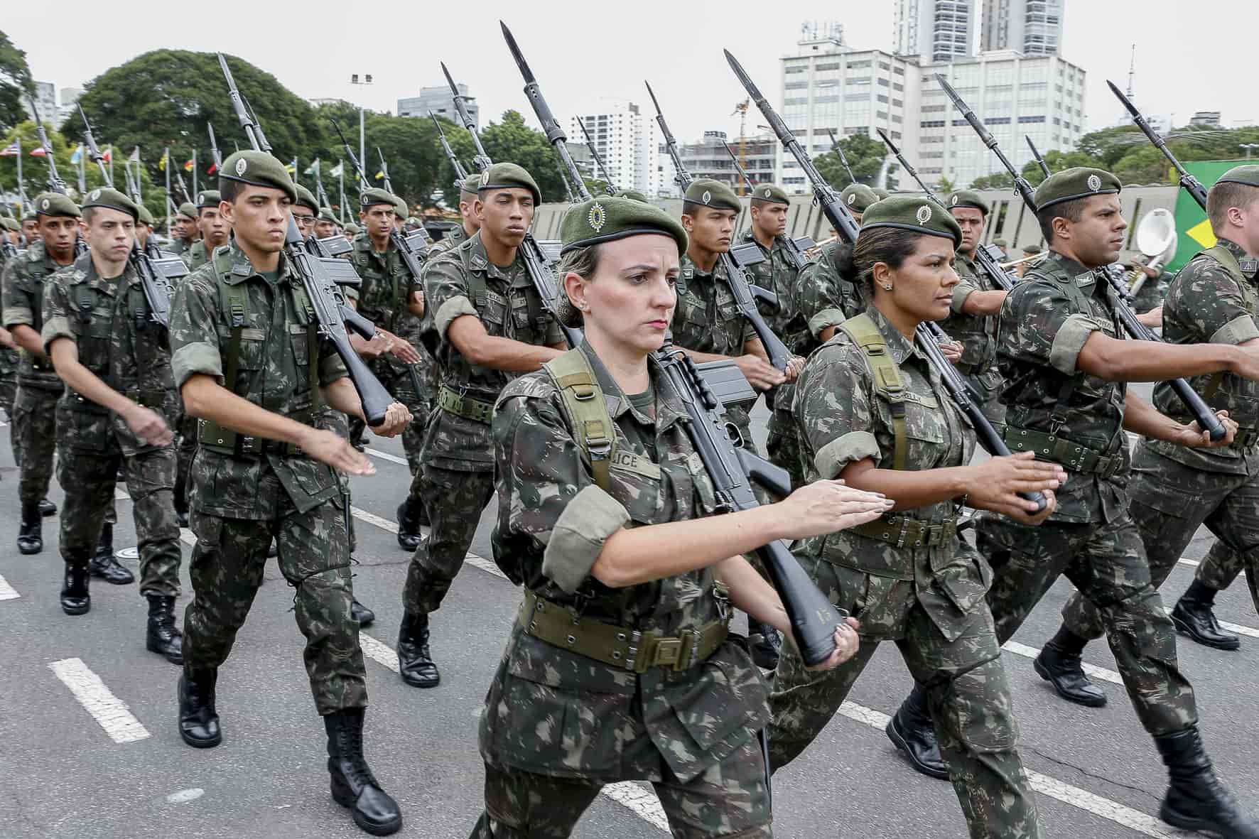 Governo vai apresentar reforma da previdência militar às 16h